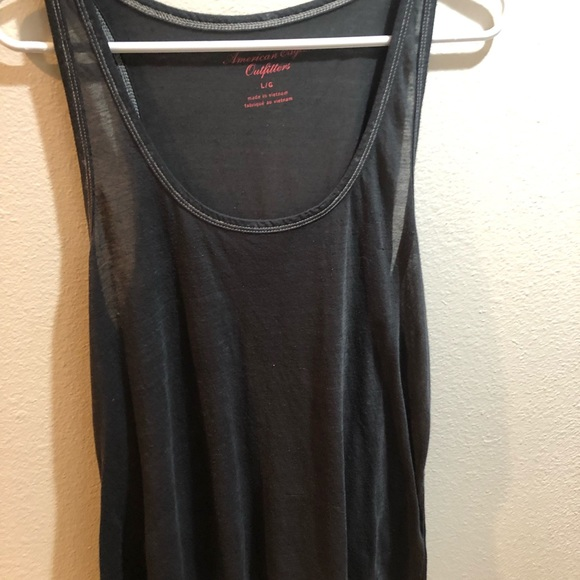 American Eagle Outfitters Tops - Grey tank top